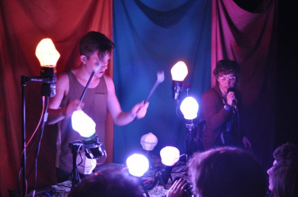 Purity Ring : Sensuel ET intense