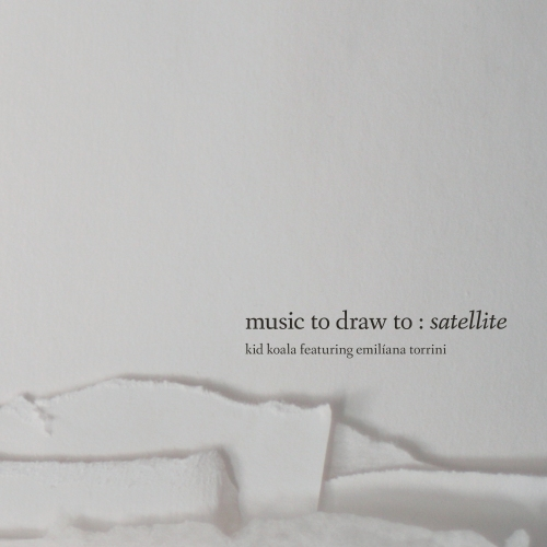 « Music to Draw To : Satellite », de Kid Koala featuring Emilíana Torrini : exploration spatiale en toute intimité