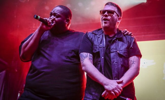 Run the Jewels : la résistance en spectacle